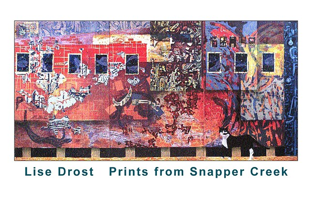Prints from Snapper Creek catalog
