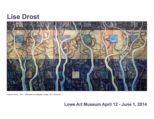 Lowe Art Museum  Coral Gables, Florida Solo Exhibition 2014