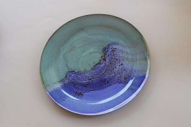 Serving Plate LCF Porcelain Set