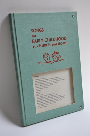 Occupation (Songs for Early Childhood at Church and Home)