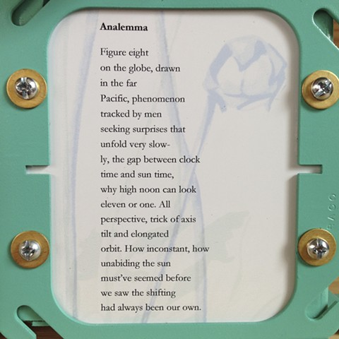 Analemma (poem view)
