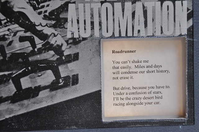 Roadrunner (The Automation Age) - poem view