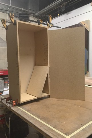 cabinet material