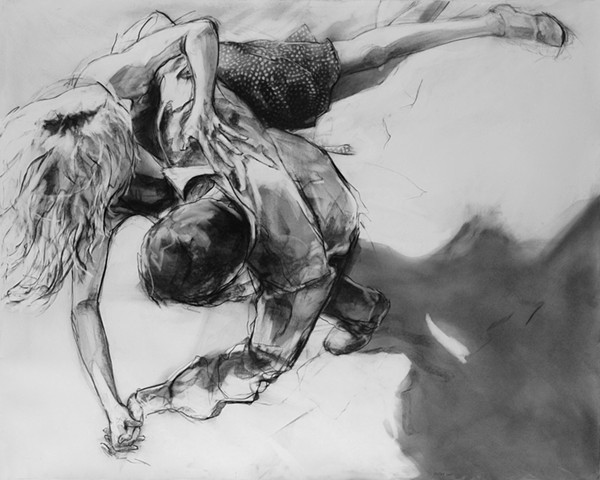 Allen Bentley drawing. Dancing drawing. Dance Drawing.  #ballroom ballroom. #dance #art art