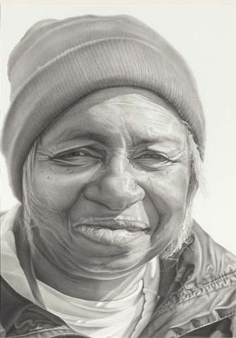 Faces of the Delta: Geraldine