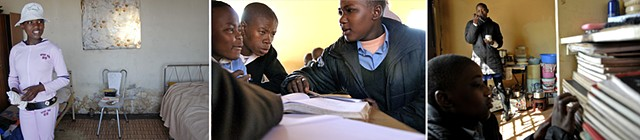 """Learning to Hope: Children, HIV, & Education in Botswana & Lesotho"" Series"