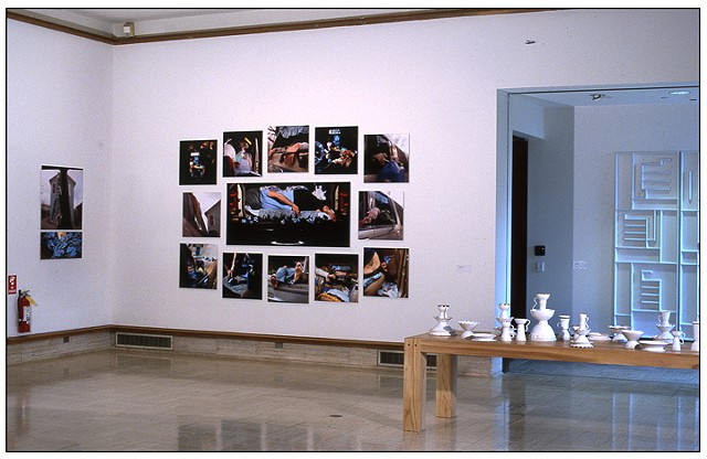 """One Story"" Series Installation View"