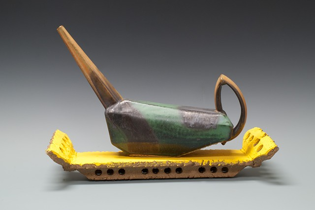Pouring Vessel II