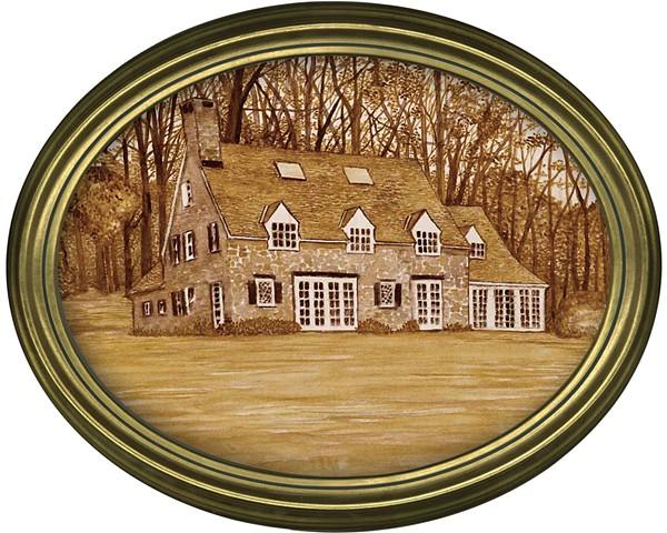 Roy Residence in Llewellyn Park