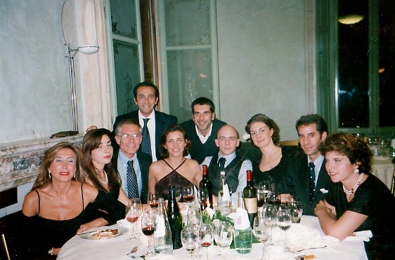 Environmentalists Gala in Venice