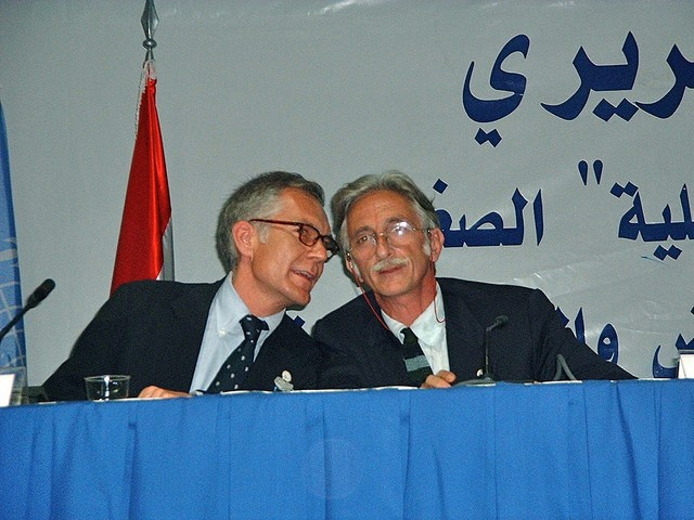 Environmental Conference in Beirut
