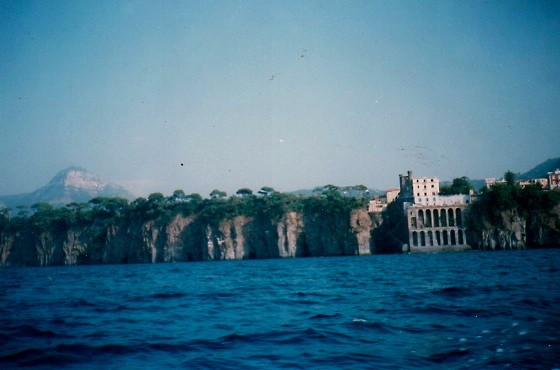 Villa Restoration in Sorrento