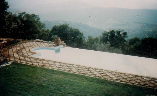 Farm Restoration and Garden Design in Umbria