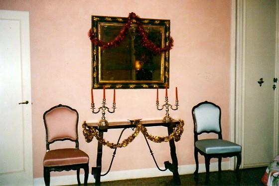 Palace Interior in Padova