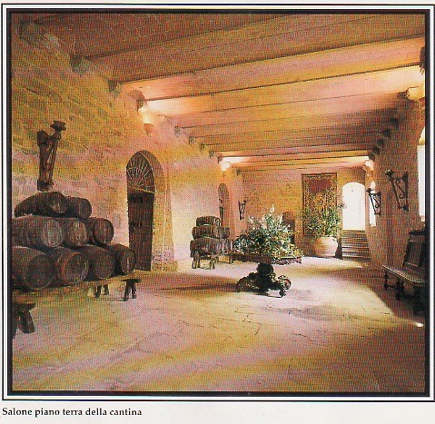 Winery in Tuscany