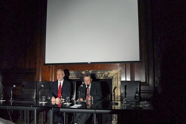 Speech at Italian Cultural Institute