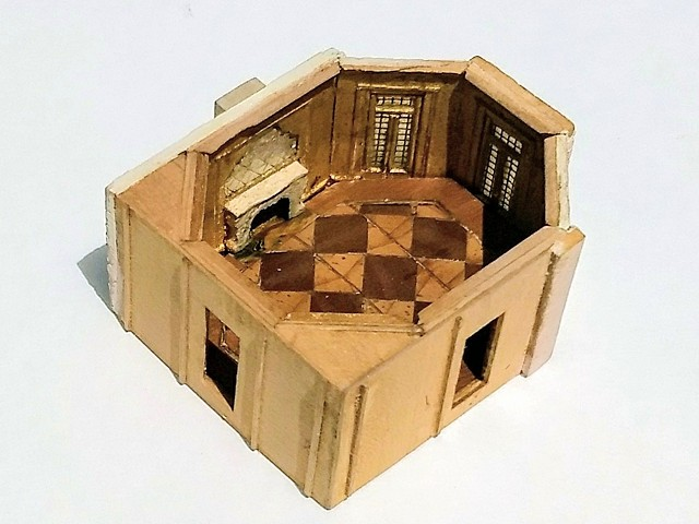 Antique Room House Model Montclair