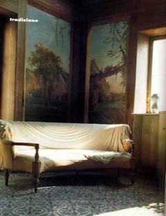 Villa Interior in Naples