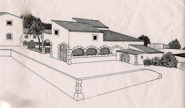 Winery in Sicily