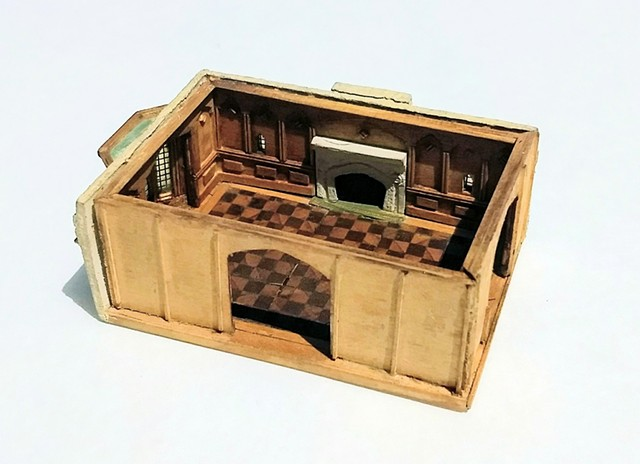 Antique Room House Model Montclair