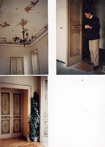 Villa Interior in Westchester