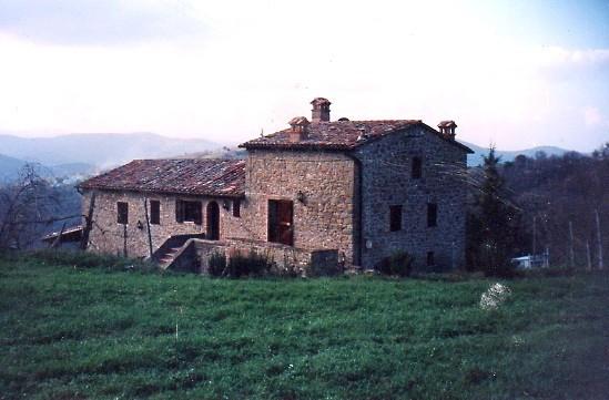 Farm Restoration and Garden Design in Umbria