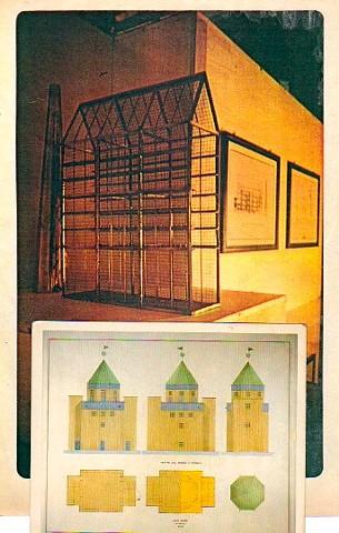 Aldo Rossi Exhibition NYC