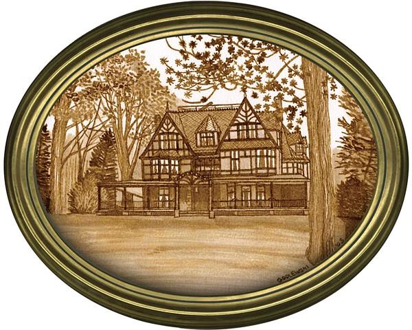 Evergreens Montclair Oval