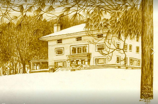 The Gates Mansion Montclair