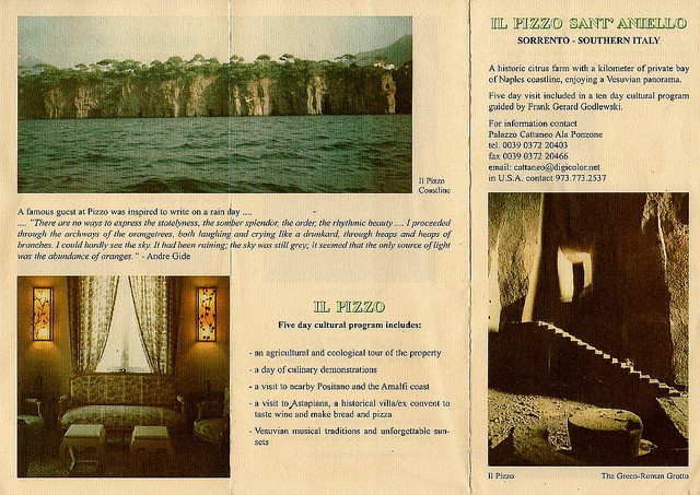 Villa in Sorrento Interior Restoration