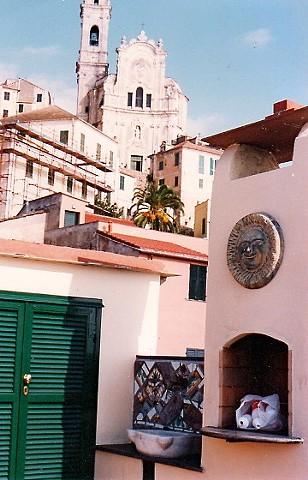 Villa Restoration on the Italian Riviera
