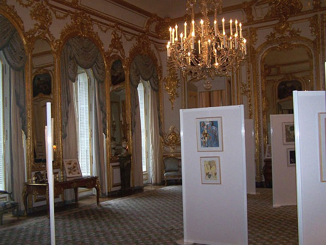 US Ambassador's Residence in Paris
