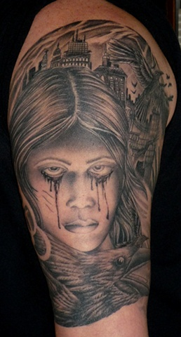 Done by Rob Jobe www.pinztattoo.com