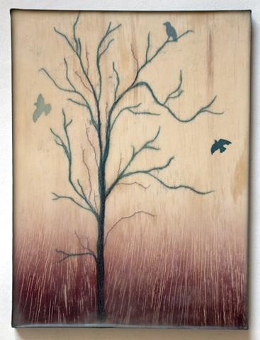 Fall Treescape
