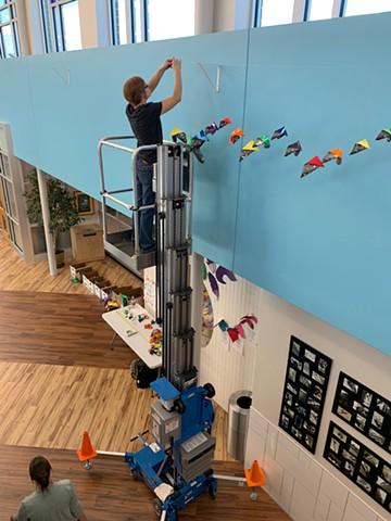 elementary school installation
