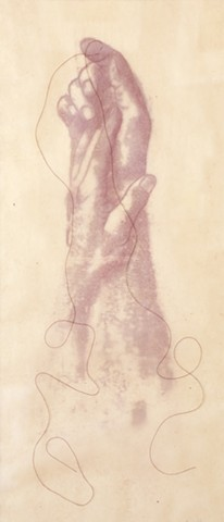 trace monotype, thread