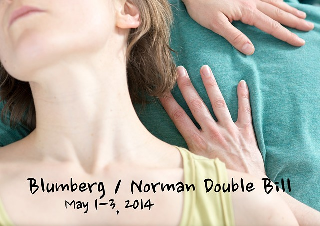 Blumberg / Norman Double Bill