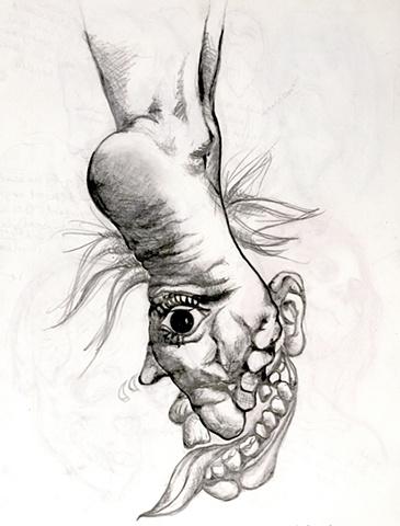 Drawing by Elcin Marasli