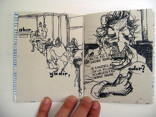 Screenprinted Artist's Book