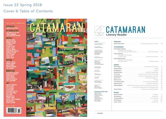 Published in Summer Catamaran!