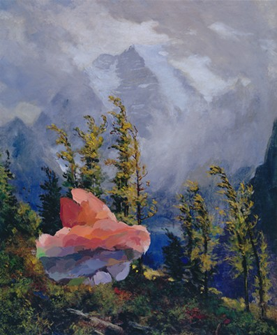 Stranger in a Strange Land 6 (Frederick Marlett bell-Smith Coming Storm in the Rockies 1914)