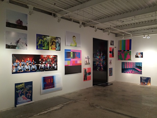 Installation shot at MOCA GA, Atlanta, GA