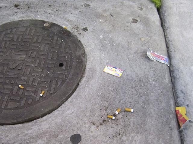 Street-corner Project