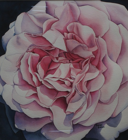 Rose Pink2-Unframed