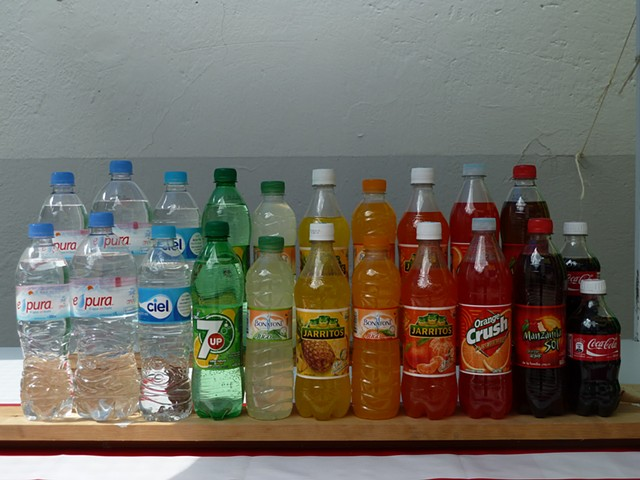 Refresco Stand (detail)