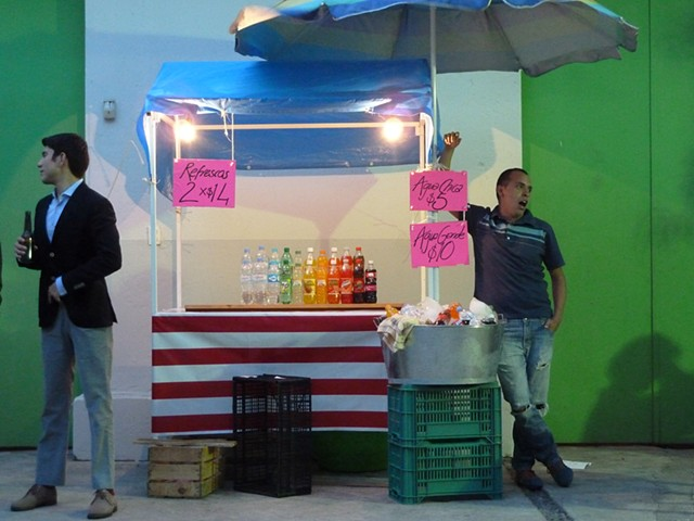 SOMA Refresco Stand