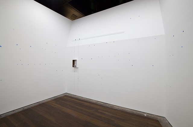 Residency (installation view)