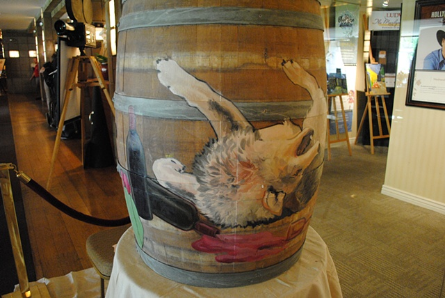Barrel Image IV