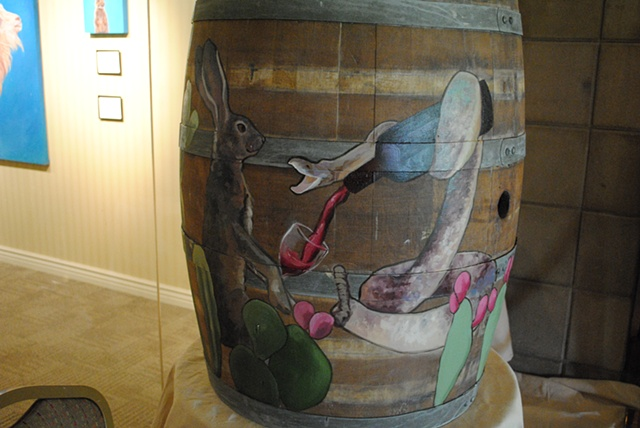 Barrel Image I