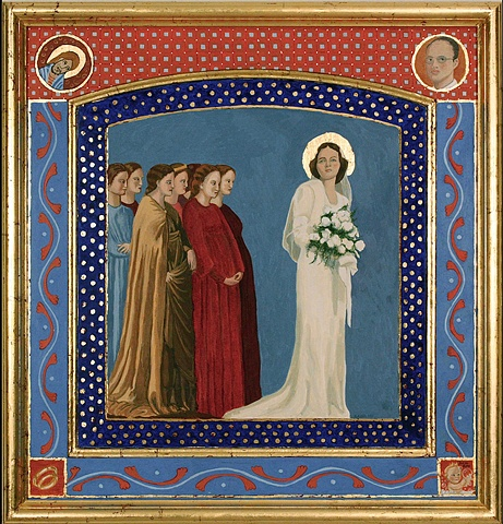 Wedding Procession of the Virgin